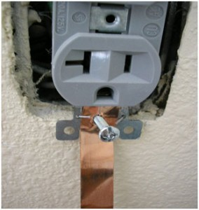 How To Ground An Esd Floor Ground Zero Electrostatics Blog