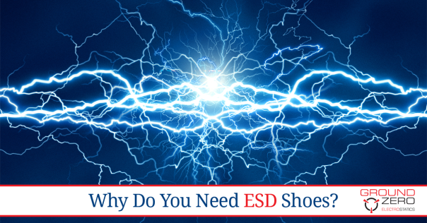 Why Do You Need ESD Shoes?