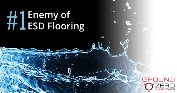 #1 Enemy of ESD Flooring