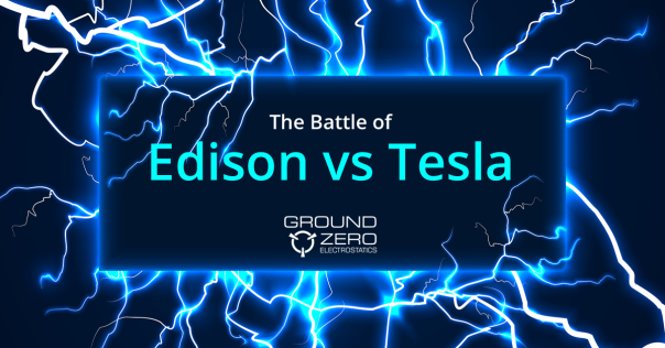 The battle of Edison vs Tesla
