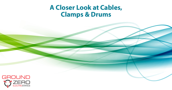 A closer look at cables, clamps, and drums