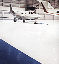 ESD / Static Control Poured Epoxy Flooring: Urethanes