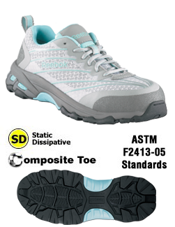 Sporty ESD Shoes - Men s and Women s