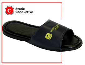 ESD and Static Control Shoes