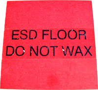 ESD Awareness Tile