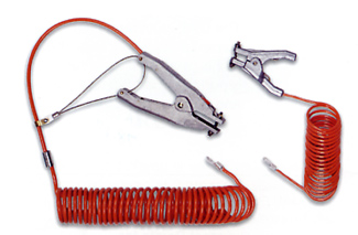 Retract-A-Clamp (RAC) Grounding and Bonding Assemblies