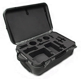 PK-200/300 CASE Molded Carrying Case