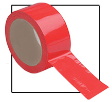 Red Anti Static Tape