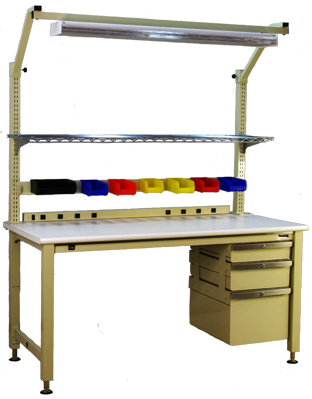 Esd Workstations Fundamental Series
